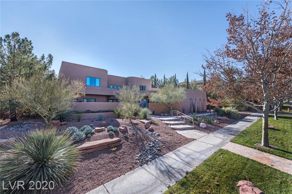 Photo of 9805 HIGHRIDGE Drive, Las Vegas, NV 89134 (MLS # 2154226)