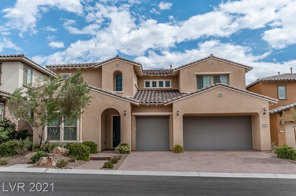 Photo of 466 Rosina Vista Street, Las Vegas, NV 89138 (MLS # 2248226)