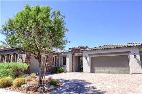 Photo of 6588 Lyon Estates Avenue, Las Vegas, NV 89131 (MLS # 2218227)