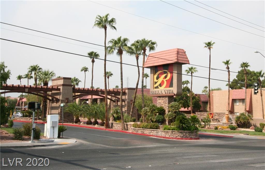 Photo of 4390 Sandy River Drive #12, Las Vegas, NV 89103 (MLS # 2232227)