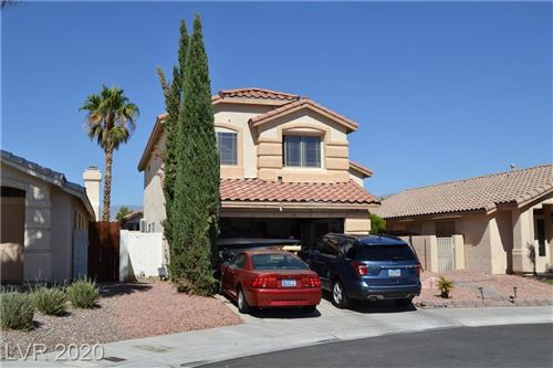 Photo of 7928 BLUE CHARM Avenue, Las Vegas, NV 89149 (MLS # 2143228)