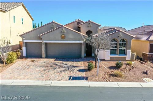 Photo of 7132 WHITFORD Street, Las Vegas, NV 89166 (MLS # 2163228)