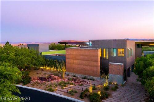 Photo of 7 SABLE RIDGE Court, Las Vegas, NV 89135 (MLS # 2127230)