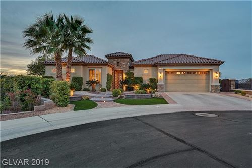 Photo of 2075 ROSE PINE Court, Henderson, NV 89052 (MLS # 2148230)
