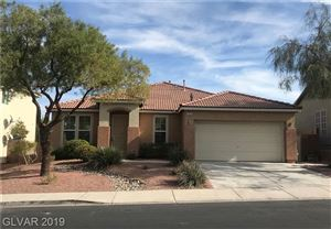 Photo of 1016 PERFECT BERM Lane, Henderson, NV 89002 (MLS # 2151230)