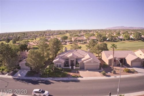 Photo of 9125 Villa Ridge Drive, Las Vegas, NV 89134 (MLS # 2239230)