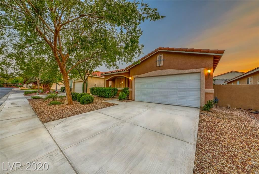 Photo of 2287 Chestnut Bluffs Avenue, Henderson, NV 89052 (MLS # 2232230)