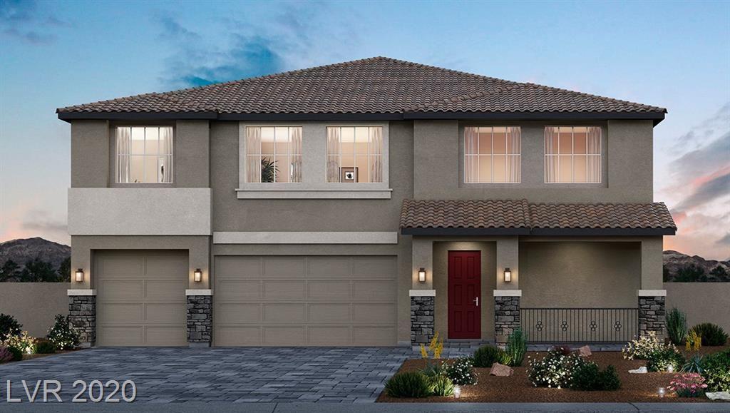 Photo of 4127 Kibraney Avenue #Lot 189, North Las Vegas, NV 89084 (MLS # 2216231)