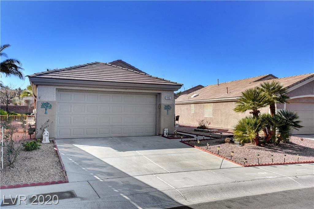 Photo of 445 FOUNTAIN GROVE Street, Henderson, NV 89012 (MLS # 2171232)