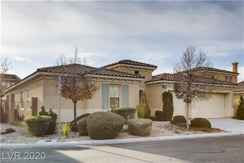 Photo of 7577 PEARL CRESCENT Drive, Las Vegas, NV 89113 (MLS # 2159234)