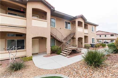 Photo of 2305 Horizon Ridge #1721, Henderson, NV 89052 (MLS # 2181234)