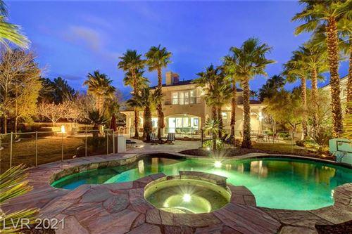 Photo of 620 Canyon Greens Drive, Las Vegas, NV 89144 (MLS # 2265234)