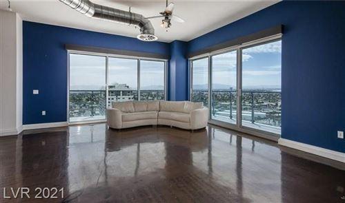 Photo of 200 HOOVER Avenue #1706, Las Vegas, NV 89101 (MLS # 2268234)