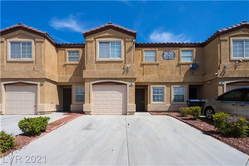 Photo of 2620 Sierra Seco Avenue #105, Las Vegas, NV 89106 (MLS # 2320234)