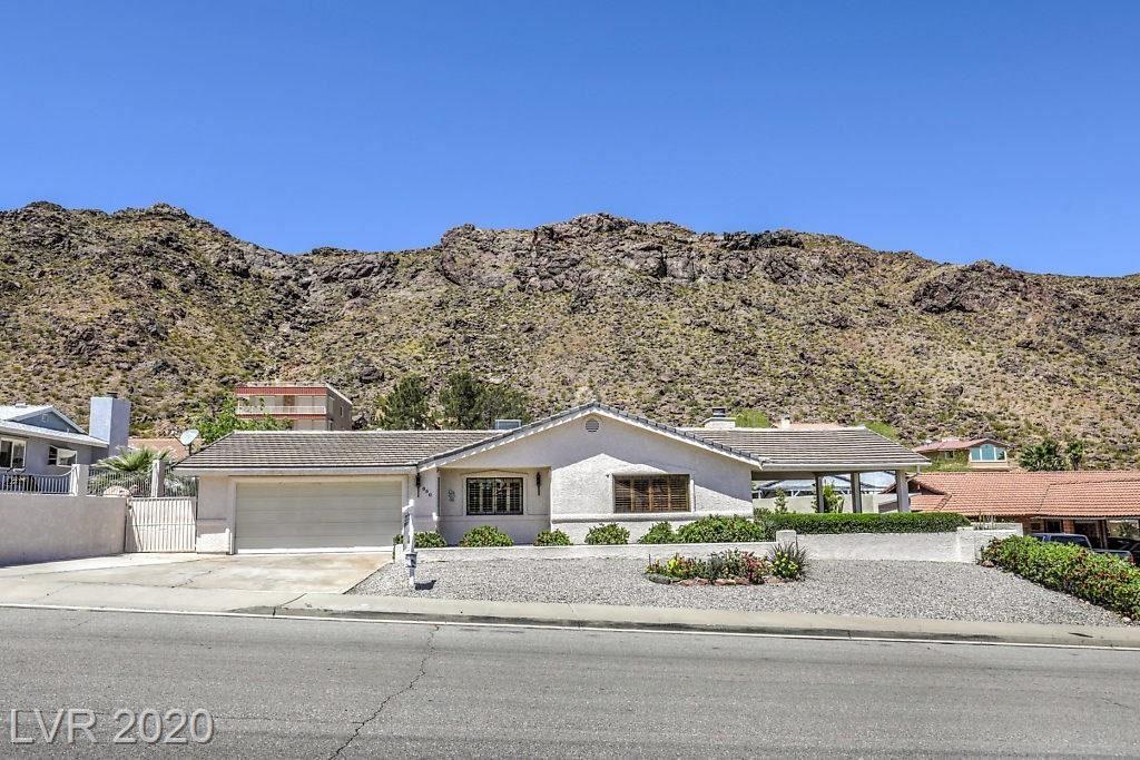 Photo of 860 MARINA Drive, Boulder City, NV 89005 (MLS # 2161234)