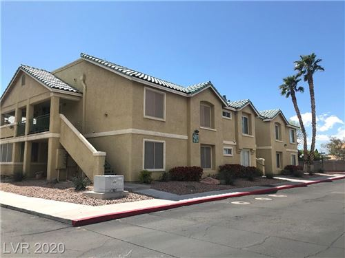 Photo of 4201 BLARNEY Lane #102, Las Vegas, NV 89110 (MLS # 2175235)