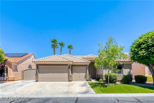 Photo of 5604 Negril Avenue, Las Vegas, NV 89130 (MLS # 2217235)
