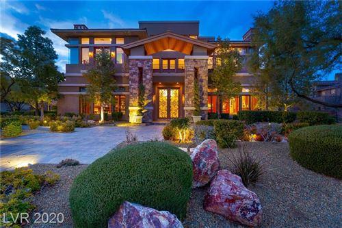 Photo of 26 PROMONTORY RIDGE Drive, Las Vegas, NV 89135 (MLS # 2218235)