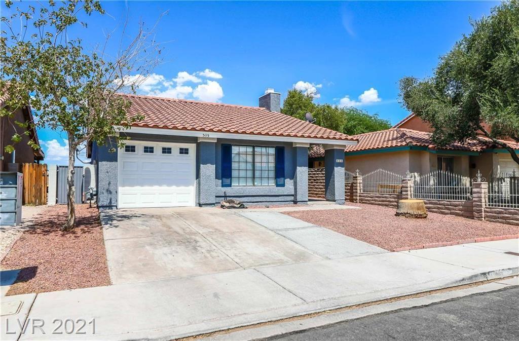 Photo of 535 Bayberry Drive, Las Vegas, NV 89110 (MLS # 2316235)