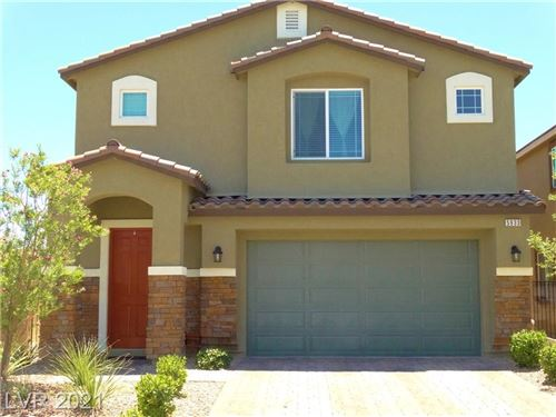 Photo of 5933 Icicle Falls Avenue, Las Vegas, NV 89130 (MLS # 2259237)