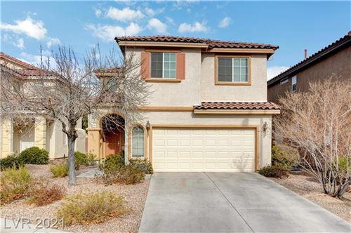 Photo of 9688 Lightheart Avenue, Las Vegas, NV 89148 (MLS # 2264237)