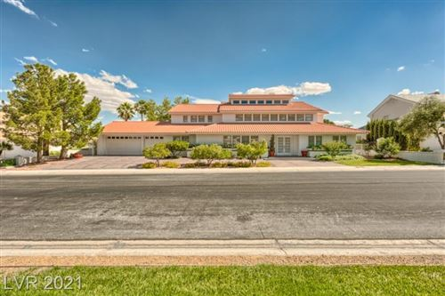 Photo of 41 CASCADE CREEK Lane, Las Vegas, NV 89113 (MLS # 2284237)