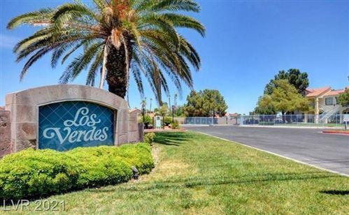 Photo of 4843 South Torrey Pines Drive #102, Las Vegas, NV 89103 (MLS # 2309237)