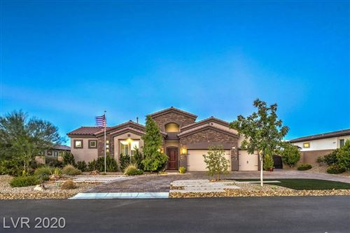 Photo of 1020 Crystal Heights Court, Henderson, NV 89002 (MLS # 2221238)