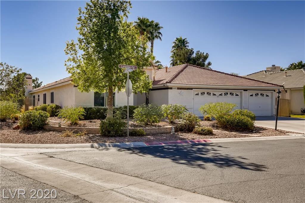 Photo of 5401 Langston Circle, Las Vegas, NV 89130 (MLS # 2240238)