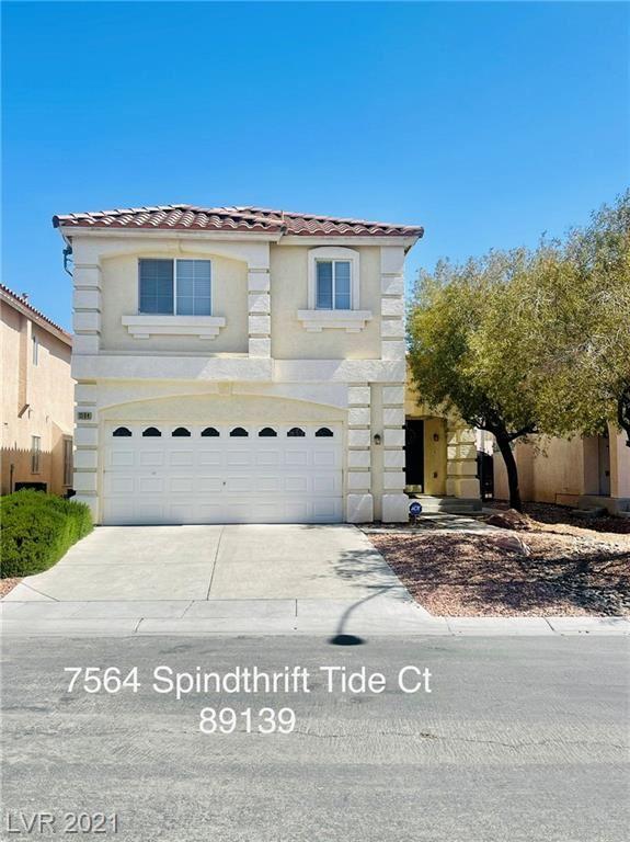 Photo of 7564 Spindrift Tide Court, Las Vegas, NV 89139 (MLS # 2283238)