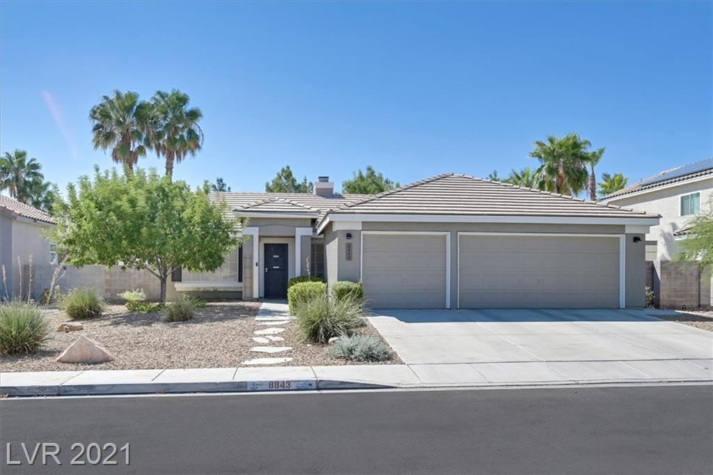 Photo of 8843 Haviland Road, Las Vegas, NV 89123 (MLS # 2334238)