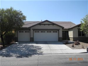 Photo of 2317 SILVER CLOUDS Drive, North Las Vegas, NV 89031 (MLS # 2135239)