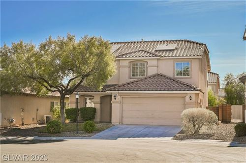 Photo of 10485 PRECLIFFS Court, Las Vegas, NV 89129 (MLS # 2168240)