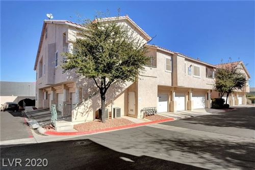 Photo of 7450 EASTERN Avenue #1086, Las Vegas, NV 89123 (MLS # 2173240)