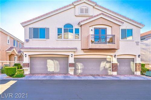 Photo of 10107 Sunset Palisades Way #103, Las Vegas, NV 89183 (MLS # 2334240)