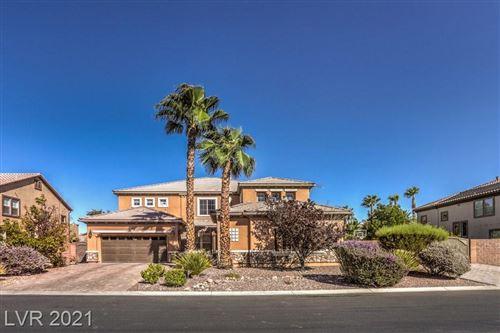 Photo of 7258 Sashaying Spirit Court, Las Vegas, NV 89131 (MLS # 2330241)