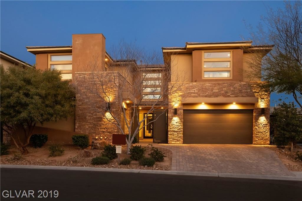 Photo for 76 GREY FEATHER Drive Drive, Las Vegas, NV 89135 (MLS # 2105242)