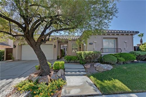 Photo of 2492 Hollow Rock Court, Las Vegas, NV 89135 (MLS # 2218243)