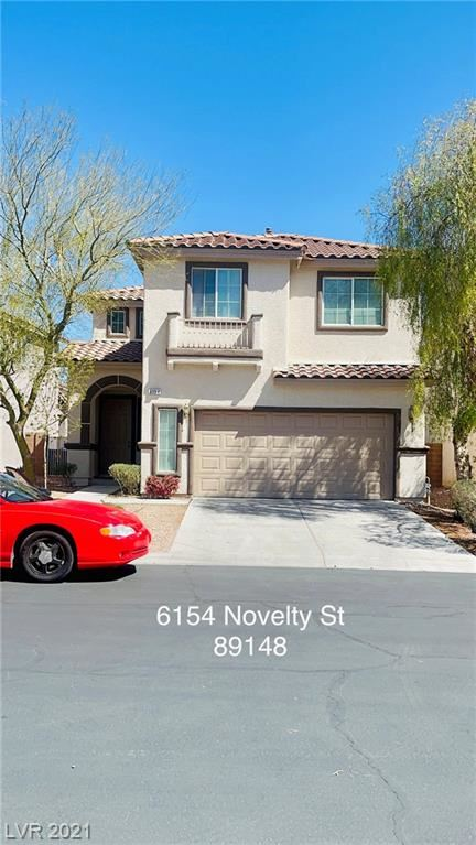 Photo of 6154 Novelty Street, Las Vegas, NV 89148 (MLS # 2283243)