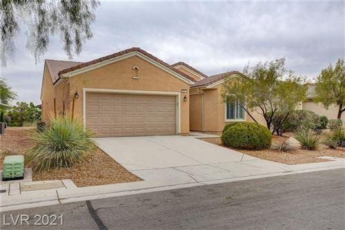 Photo of 3321 Kingbird Drive, North Las Vegas, NV 89084 (MLS # 2302245)