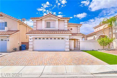 Photo of 5705 Enchanted Palms Avenue, Las Vegas, NV 89139 (MLS # 2320245)