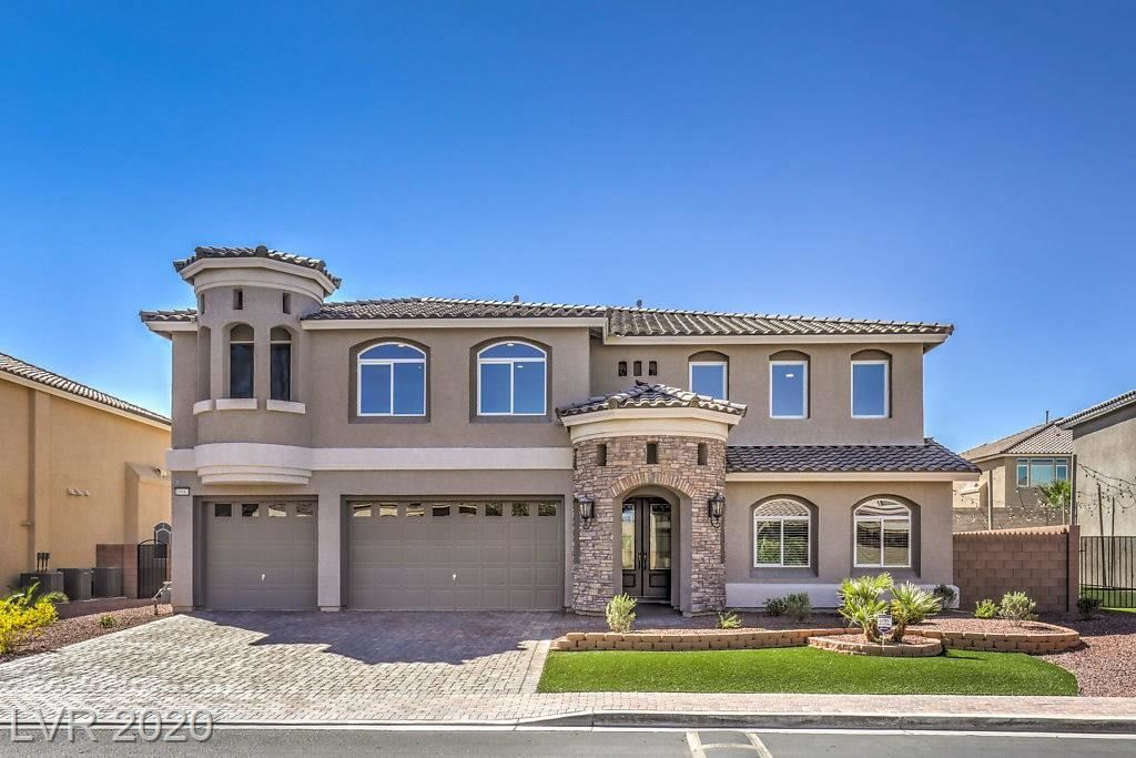 Photo of 10983 Gaelic Hills Drive, Las Vegas, NV 89141 (MLS # 2218245)