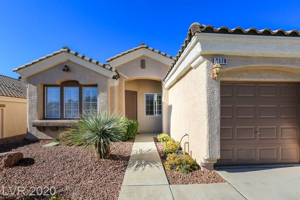 Photo of 2178 Handel Avenue, Henderson, NV 89052 (MLS # 2235245)