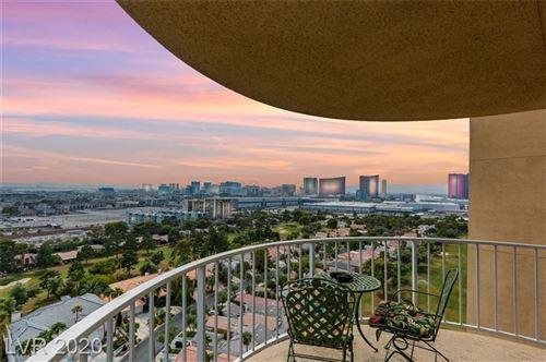 Photo of 3111 Bel Air #19H, Las Vegas, NV 89109 (MLS # 2233246)