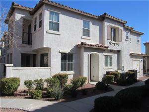 Photo of 1525 SPICED WINE Avenue #8101, Henderson, NV 89074 (MLS # 2079248)
