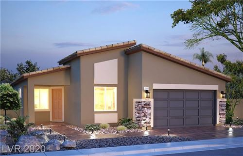 Photo of 7326 ANORA Street #LOT 105, North Las Vegas, NV 89084 (MLS # 2173249)
