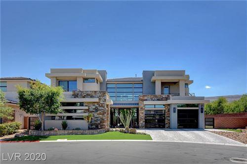 Photo of 51 Glade Hollow Drive, Las Vegas, NV 89135 (MLS # 2187249)