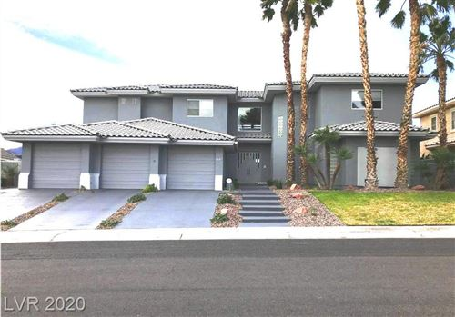 Photo of 1889 HILLSBORO Drive, Henderson, NV 89074 (MLS # 2188249)