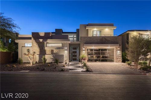 Photo of 8 Gemstar, Las Vegas, NV 89135 (MLS # 2204249)