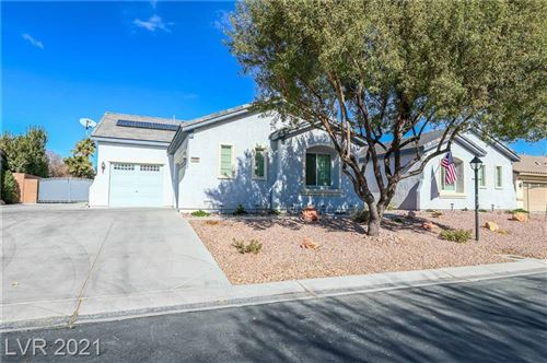 Photo of 5900 Lone Ranch Avenue, Las Vegas, NV 89131 (MLS # 2263249)